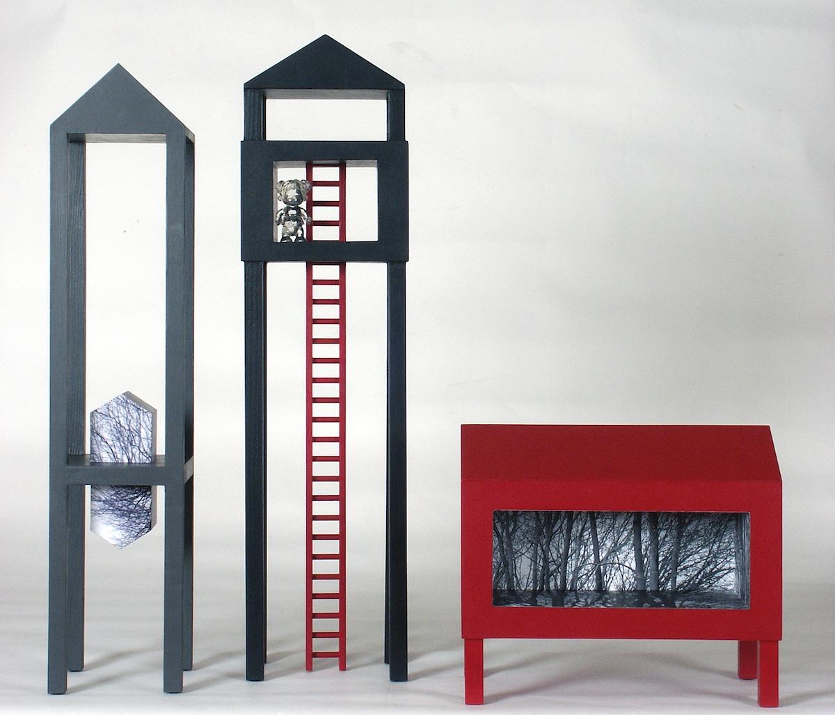 Porta-memórias, 2005
